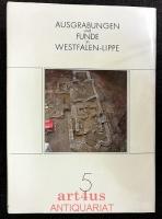 Ausgrabungen und Funde in Westfalen-Lippe : Jahrgang 5 : 1987 ; Mit Fundchronik 1985.