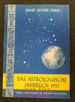 Das astrologische Jahrbuch 1951