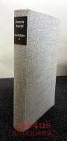 Bertolt Brecht : Gedichte 1913 - 1929 : Unveröffentlichte und nicht in den Sammlungen enthaltene Gedichte ; Gedichte und Lieder aus Stücken.