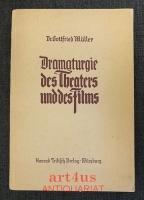 Dramaturgie des Theaters und des Films.