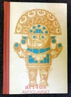 Das Reich der Inka : Kunst, Architektur, Staatswesen und Götterwelt des Reiches der Sonnenkönige.
