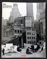 das kunstwerk : the work of art : die new yorker szene 1966
