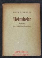 Heimkehr : Roman der Südafrika-Deutschen.