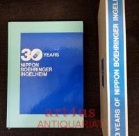 30 Years History of Nippon Boehringer Ingelheim.