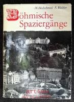 Böhmische Spaziergänge : Reisen zwischen Cheb u. Ústí nad Labem.