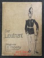 Der Leutnant : Album von Ed Thoeny.