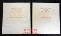 16. Olympiade 1956 Erlebnis und Erinnerung : Bd. 1: VII. Olympische Winterspiele Cortina d`Ampezzo ; Bd. 2: IX. Olympische Reiterspiele Stockholm.