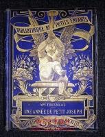 Une Année du Petit Joseph : Ouvrage imité de l`anglais de Jane Marcet.