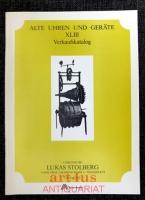 Alte Uhren und Geräte : Verkaufskatalog XLIII [43]