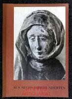 Aus sechs Jahrhunderten : Ausstellung ; Neuerwerbungen 1947-1951 ; Schloss Cappenberg, April-Juli 1952