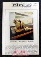 Kunstforum International : 2-3/1981, Mai-August
