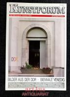 Kunstforum International : Band 109, August-Oktober 1990