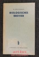 Biologisches Brevier : 5 Vorträge.
