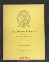 Catalogue ot The Boulton Collection : The Property of Mr. and Mrs. John Boulton of Caracas, Venezuela