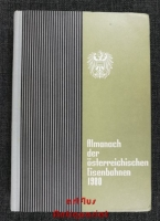 Almanach der Österreichischen Eisenbahnen 1980
