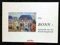 Bonn : Aquarelle aus der Bundeshauptstadt.