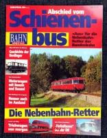 Abschied vom Schienenbus : Aus für die Nebenbahn-Retter der Bundesbahn.