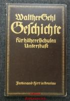 Geschichte für höhere Schulen : Unterstufe : Lebensbilder aus der deutschen Geschichte.