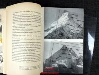 Mein Zelt stand am Matterhorn.