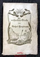 Die versunkene Glocke : ein deutsches Märchendrama.