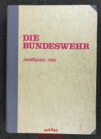 Die Bundeswehr : Jahgang 1980 [12 Hefte, komplett]