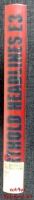 Berthold Headlines E3: 1400 Titelsatzschriften nach ihrer Ähnlichkeit geordnet. 1400 Headline faces arranged according to similarity. 1400 caracteres pour titres classes en fonction de leur similitude.