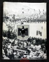 Olympia 1936 : Die Olympischen Spiele 1936 in Berlin und Garmisch-Partenkirchen Band 1