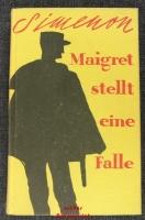 Maigret stellt eine Falle. Kriminalroman.