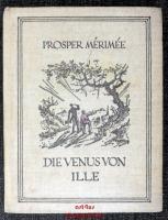 Die Venus von Ille;  Mit Zeichnungen von Bea Fock