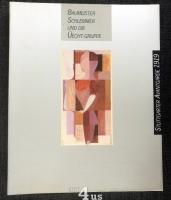 Baumeister, Schlemmer und die Üecht-Gruppe : Stuttgarter Avantgarde 1919