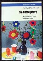 Die Bastelparty : Kindereinladungen einmal anders.