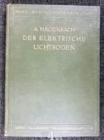 Der elektrische Lichtbogen