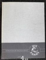 Europäische Reiseschrift : Die Fahrt : 10. Jahrgang 1957 [6 Hefte]