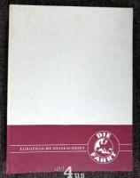 Europäische Reiseschrift : Die Fahrt : 11. Jahrgang 1958 [6 Hefte]
