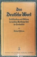 Das Deutsche Wort