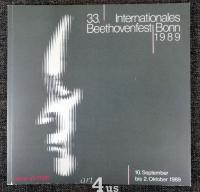 33. Internationales Beethovenfest Bonn 1989