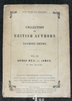 Collection of British Authors : Arrah Neil (In One Volume)