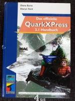 Das offizielle QuarkXPress 3.1-Handbuch.
