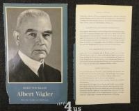 Albert Vögler
