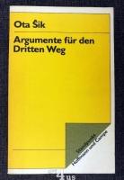 Argumente für den dritten Weg