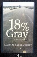 18% gray  a novel