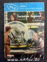 Invasion beginnt : Zukunftsroman