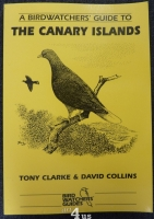 A Birdwatchers` Guide to the Canary Islands