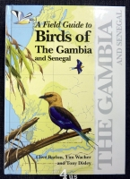A Field Guide to Birds of The Gambia and Senegal.