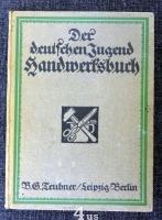 Der deutschen Jugend Handwerksbuch