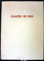 Goethe an uns
