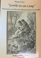 Goethe ist ein Lump : Geheimnisse um Ella, den englischen Dandy und Goethe.