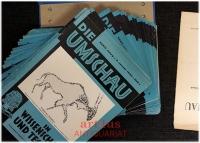Die Umschau : Illustrierte Wochenschrift über die Fortschritte in Wissenschaft und Technik : 34. Jahrgang 1930 ; Heft 1-52 [komplett]