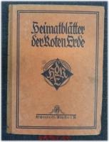 Heimatblätter der Roten Erde : Zeitschrift des Westfälischen Heimatbundes.