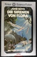 Die Sirenen von Flora : Science-Fiction-Roman